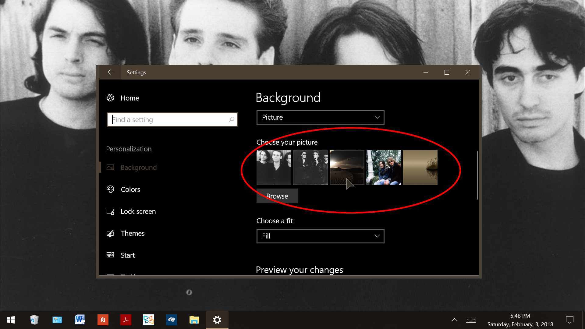 how to change the artist name on groove music