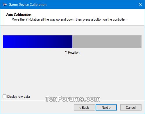 Calibrate Game Controller in Windows 10 | Tutorials