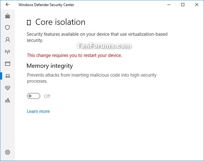 Name:  Windows_Defender_Memory_integrity-5.png Views: 33723 Size:  38.1 KB