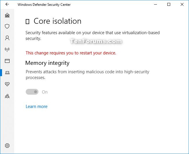 Name:  Windows_Defender_Memory_integrity-6.png Views: 30647 Size:  37.8 KB