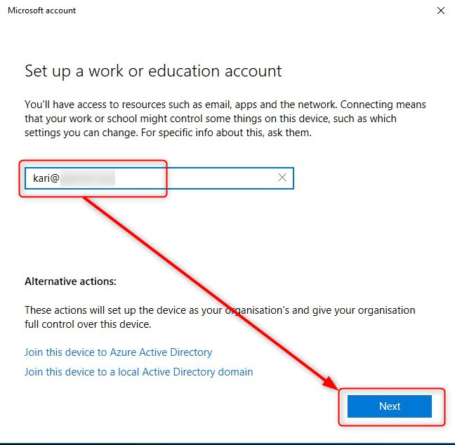 Join Windows 10 PC to a Domain - Page 2 - | Tutorials