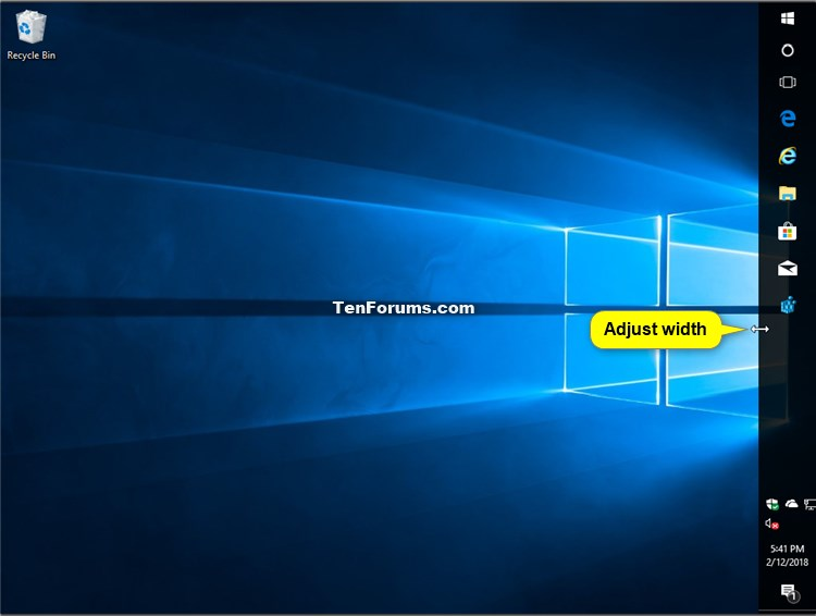 Change Height or Width Size of Taskbar in Windows 10-taskbar_size-7.jpg