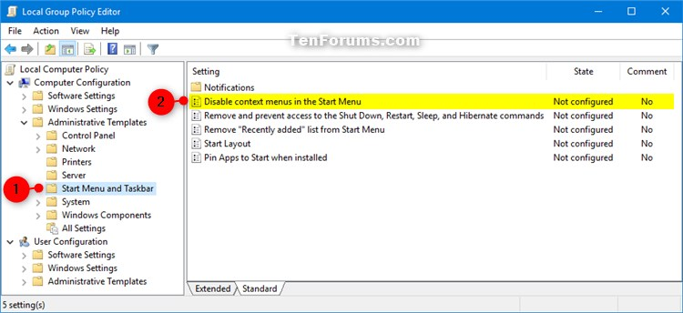 Enable or Disable Context Menus in the Start Menu in Windows 10-context_menus_in_start_menu_gpedit-2.jpg