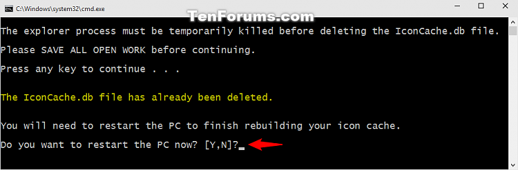 Click image for larger version.  Name:Rebuild_icon_cache_command-2.png Views:1860 Size:22.9 KB ID:17858