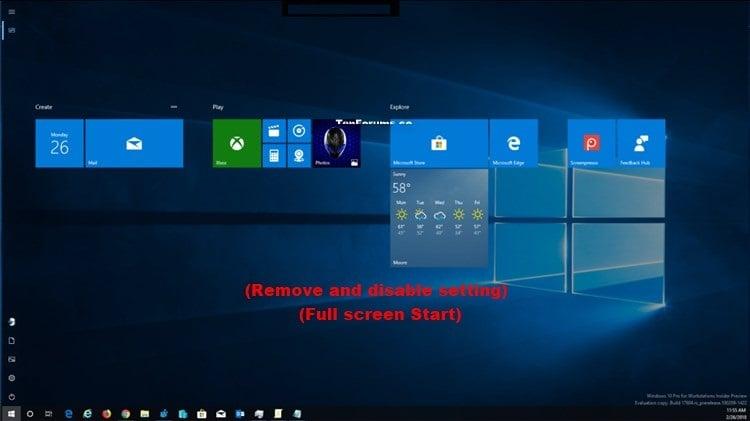 windows 10 how to add app start