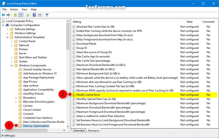 Change Delivery Optimization Cache Drive for Updates in Windows 10-cache_drive_for_delivery_optimization_gpedit-1.jpg