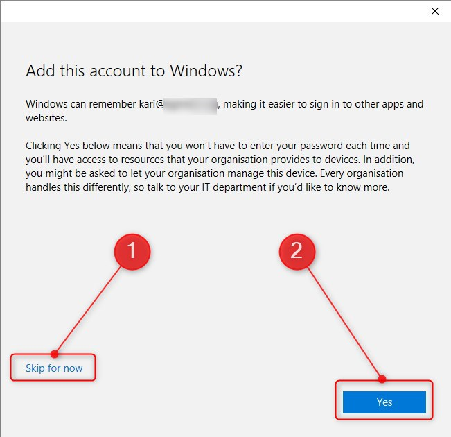Join Windows 10 PC to Azure AD | Tutorials
