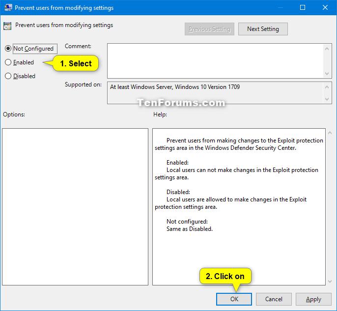 disable windows defender windows 10 enterprise