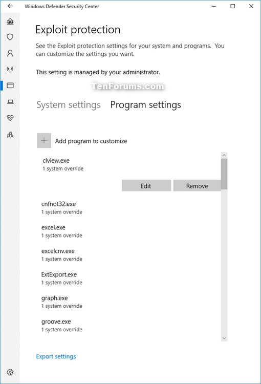 Enable or Disable Windows Defender Exploit Protection Settings-exploit_protection_settings-2.jpg