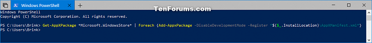 Re-register Microsoft Store app in Windows 10-re-register_store.png