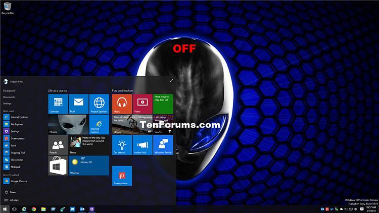 Turn On or Off Start, Taskbar, and Action Center Color in Windows 10-show_color_off.jpg