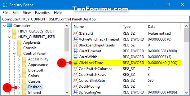 Name:  ClickLock_settings_regedit-1.png Views: 469 Size:  40.6 KB