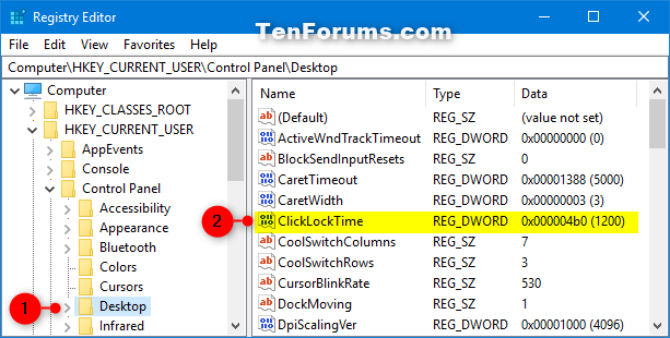 Name:  ClickLock_settings_regedit-1.png Views: 278 Size:  40.6 KB