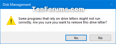 Name:  Remove_drive_letter_in_Disk_Management-3.png Views: 69907 Size:  9.6 KB