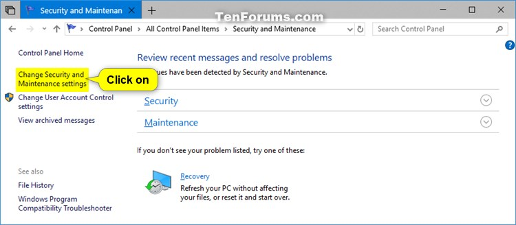 Name:  Security_and_Maintenance_messages-1.jpg Views: 1483 Size:  48.1 KB