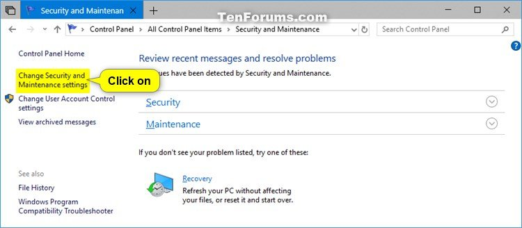 Name:  Security_and_Maintenance_messages-1.jpg Views: 3995 Size:  48.1 KB