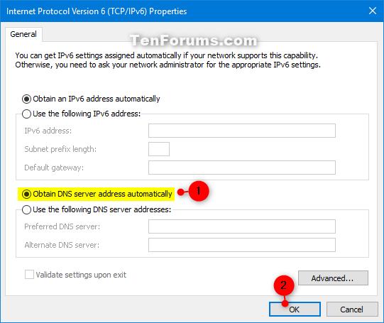 Change IPv4 and IPv6 DNS Server Address in Windows-change_ipv6_dns-4.png