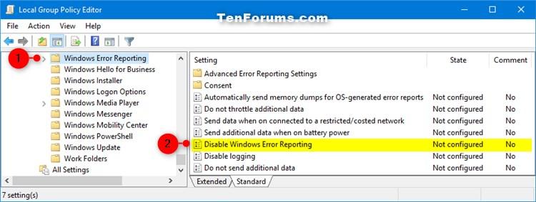 Name:  Windows_Error_Reporting_gpedit-1.jpg Views: 7296 Size:  63.9 KB