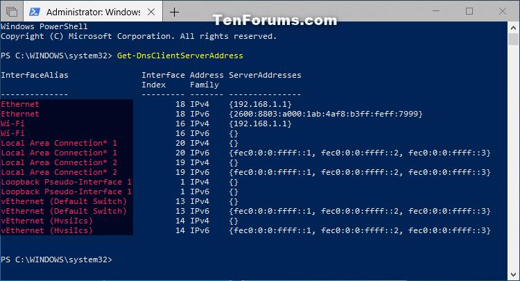 Change IPv4 and IPv6 DNS Server Address in Windows-get-dnsclientserveraddress.png
