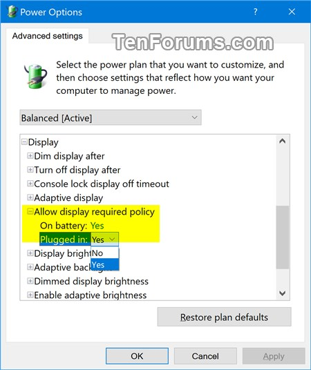 Add Allow display required policy to Power Options in Windows-allow_display_required_policy.jpg