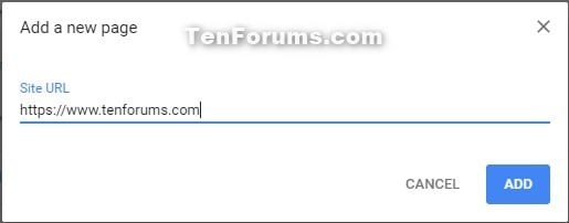Change Startup Page in Google Chrome for Windows-chrome_startup_page_settings-3b.jpg