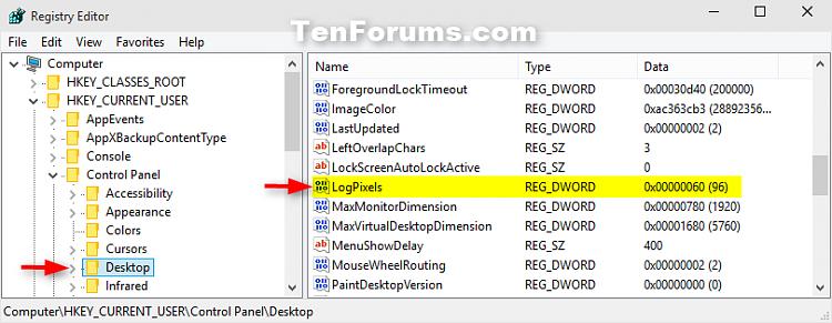 Change DPI Scaling Level for Displays in Windows 10-custom_dpi_regedit-1.png