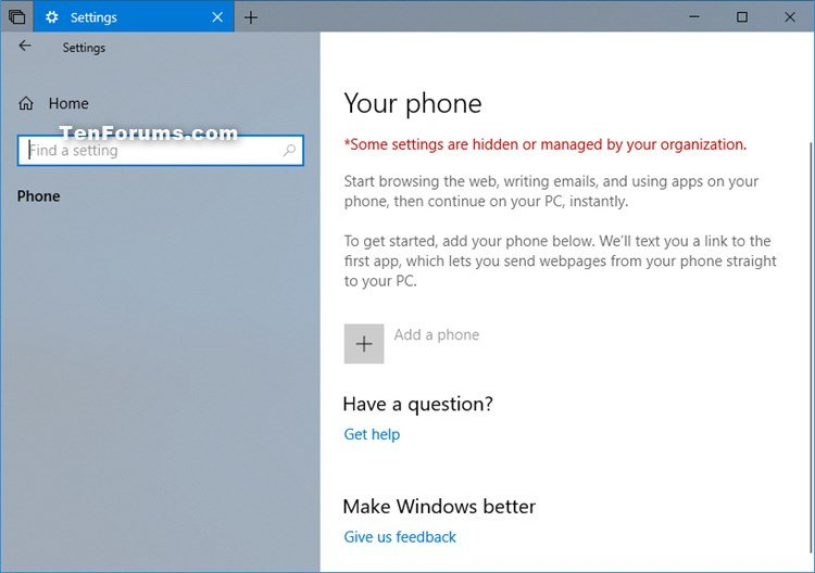 Enable or Disable Shared Experiences in Windows 10-phone.jpg