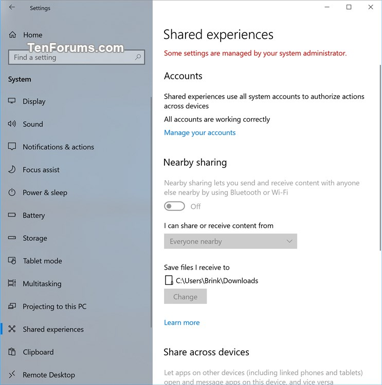 Enable or Disable Shared Experiences in Windows 10-shared_experiences-1.jpg
