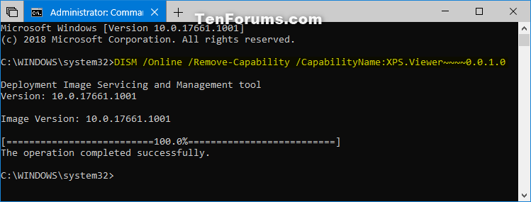 Manage Optional Features in Windows 10-remove_xms_viewer_command.png