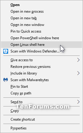 Add or Remove Open Linux shell here context menu in Windows 10-open_linux_shell_here.png