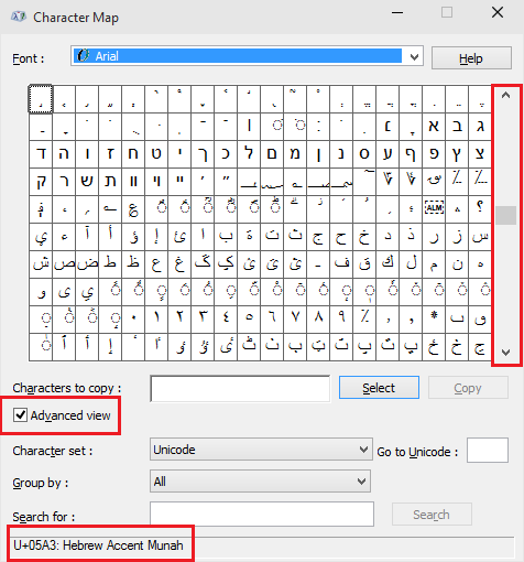 ALT Key Codes for Special Characters List | Tutorials