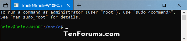 Add or Remove Open Linux shell here context menu in Windows 10-open_linux_shell_here_command_prompt.png