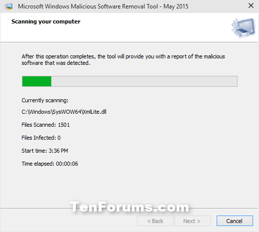Microsoft malicious software removal tool 5. 68 (32-bit) download.