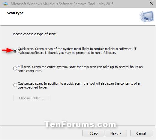 Microsoft windows malicious software removal tool v5. 68 (64-bit.