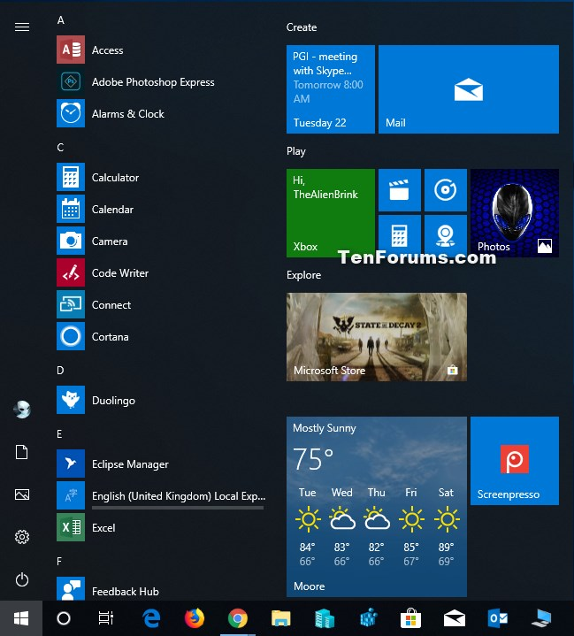 Name:  Start_menu.jpg
