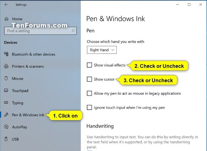 download cursores para windows 10