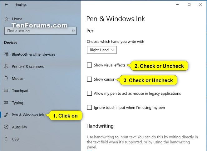 Turn On or Off Show Cursor and Effects when using Pen in Windows 10-pen_show_cursor_and_visual_effects.jpg
