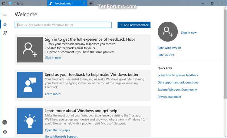 how to get a new tab on windows 8