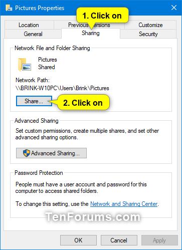 Name:  Sharing_properties_tab-2.png Views: 39025 Size:  30.0 KB