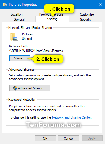 Name:  Sharing_properties_tab-2.png Views: 31606 Size:  30.0 KB