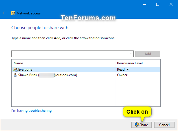 Share Files and Folders Over a Network in Windows 10-specific_people-5.png