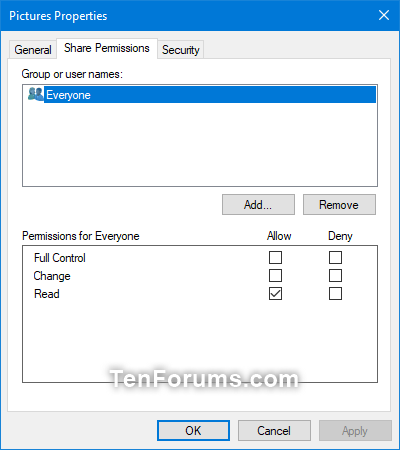 View All Network Shares on a Windows PC-share_permissions.png