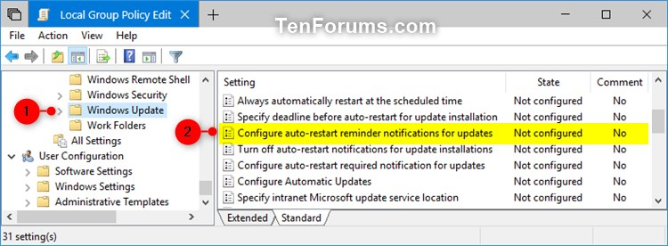 Name:  Auto-restart_reminder_notifications_gpedit-1.jpg Views: 150 Size:  68.3 KB