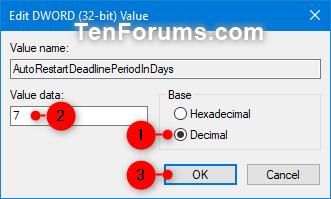Name:  Deadline_before_auto-restart_for_updates_regedit-2.png Views: 119 Size:  19.6 KB