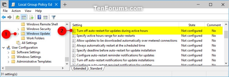 how to change active video card windows 10