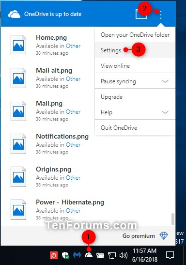 Auto Save Documents to OneDrive or This PC in Windows 10-onedrive_settings.jpg