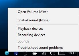 Use Old or New Volume Control UI in Windows 10   Tutorials