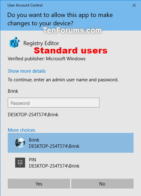 Enable or Disable User Account Control (UAC) in Windows | Tutorials