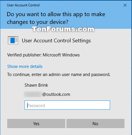 change password windows 10 access denied