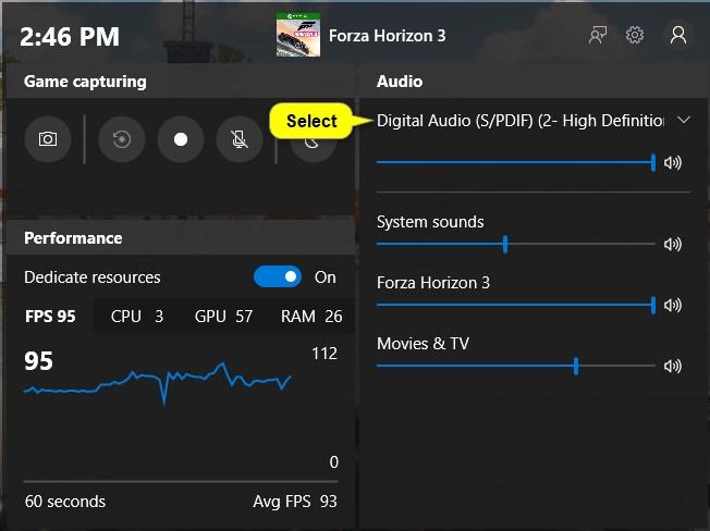 Change Default Audio Playback Device in Windows 10-game_bar_audio_playback.jpg